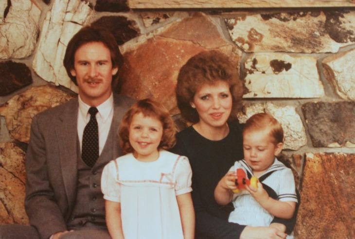 Family Photo 1984